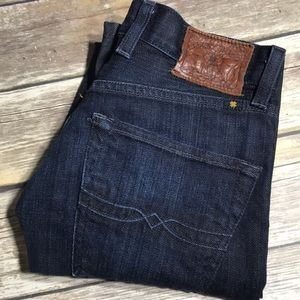 Lucky Brand Jeans 221 Original Straight 29 x 30